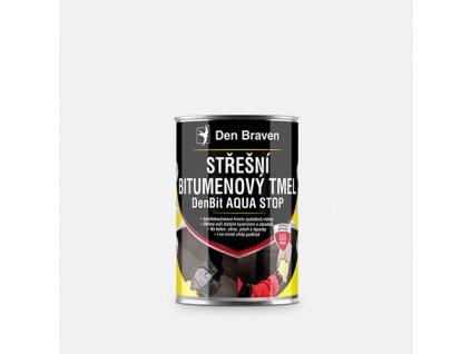 Střešní bitumenový tmel DenBit AQUA STOP černý