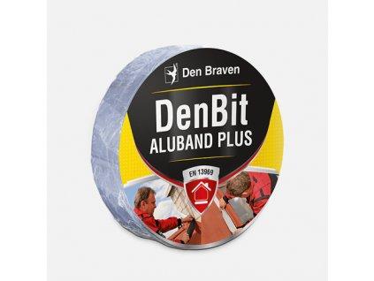 Střešní bitumenový pás DenBit Aluband PLUS hliníkový