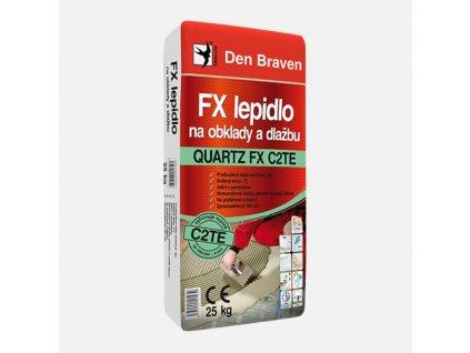 FX lepidlo na obklady a dlažbu QUARTZ FX C2TE