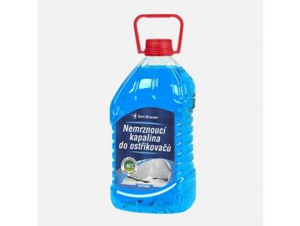 Nemrznoucí kapalina do ostřikovačů -40 °C, modrá