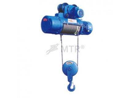 Elektrický lanový kladkostroj 6m zdvih, 1t nosnost 8020-10