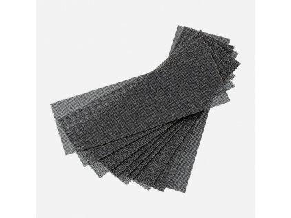 Brusná mřížka na sádrokartony, 280 mm x 93 mm, zrnitost 100, balení 3 ks