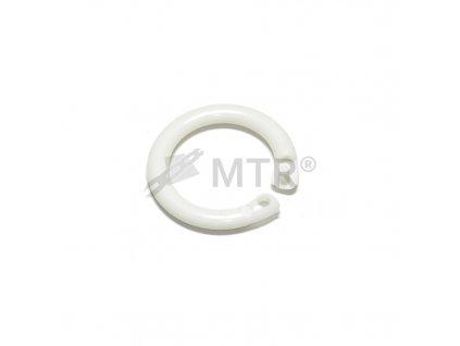 Kroužek otevírací plastový
