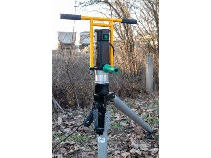 Elektrická vrtací sada k zemním vrutům 20E a 30E - 1500W, 1ks