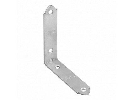 KWO 4 - úhelník úzký 75x75x17x2,0 mm (zinc coated)