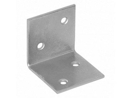 KSO 2 - úhelník široký (zinc coated) 40x40x40x1,5 mm