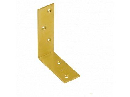 KB1 - úhelník trámový 100x75x30x3,0 mm