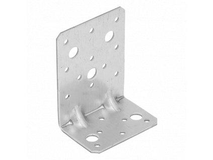 KPK 12 - úhelník s prolisem 95x53x75x2,5 mm