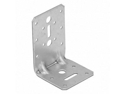 KPK 21 - úhelník s prolisem 95x65x65x2,5 mm