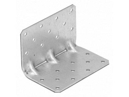 KPK 4 -  úhelník s prolisem 65x65x100x2,5 mm