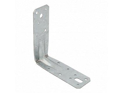 KP9 - úhelník s prolisem 126x126x45x2,5 mm