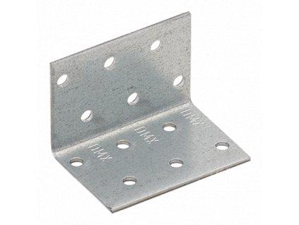 KMP 2 - úhelník montážní s prolisem 40x40x60x1,5 mm