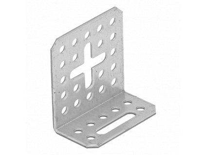 KRD 6 - úhelník stavitelný 60x34x56x2,0 , doublesided