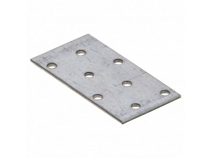 PP1 - destička perforovaná 80x40x2,0 mm