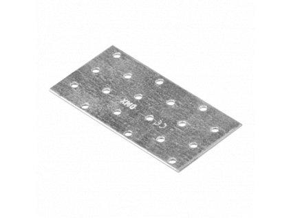 PP29 - destička perforovaná 60x120x2,0 mm