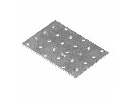 PP33 - destička perforovaná 80x120x2,0 mm