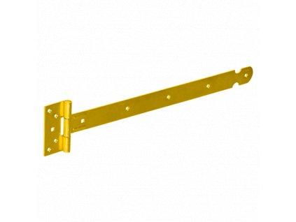 ZBL 450  Závěs brankový 450x35x2,2mm