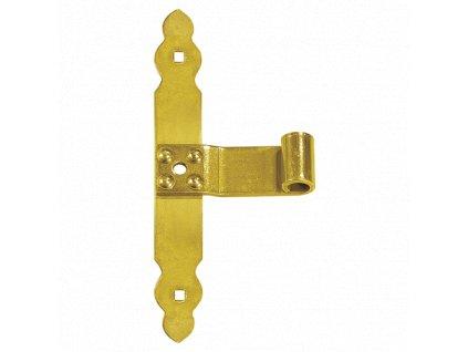 ZRP 200 d 13  Závěs křížový jednoduchý 200 mm d 13 mm