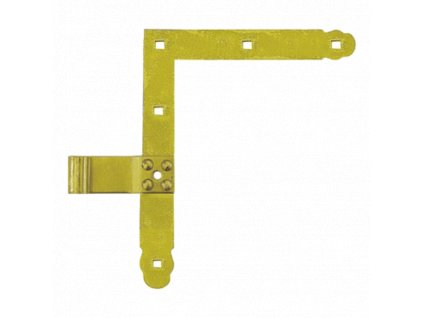 ZN 250 d 13  Záv. okenicový jedn. 250 x 200 mm d 13 mm L+P