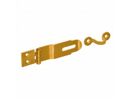 ZZP 25  Závěs zamykací jednoduchý 100x25x1,5 mm