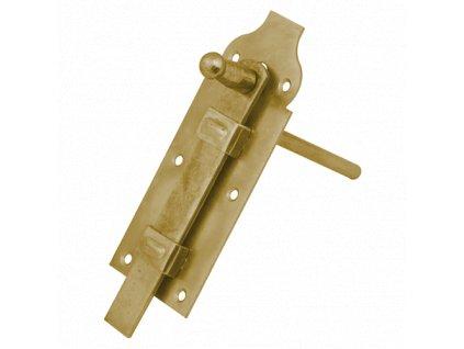 WP160  Door bolt, straight 160x65 mm