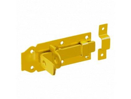 WZP 120  Zástrč zamykací rovná 120x45x5,0 mm