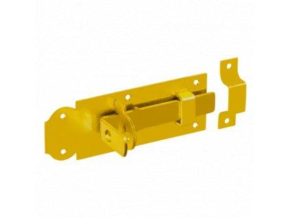 WZP 160  Zástrč zamykací rovná 160x55x6,0 mm