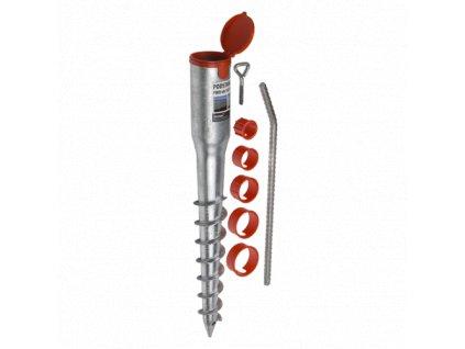 PWO 68/550 Zemní skrutka 68x550x1,8