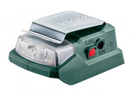 PowerMaxx PA 12 LED-USB Akumulátorový výkonný adaptér