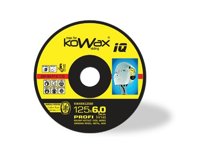 KOWAX IQ 2v1 brusny 300