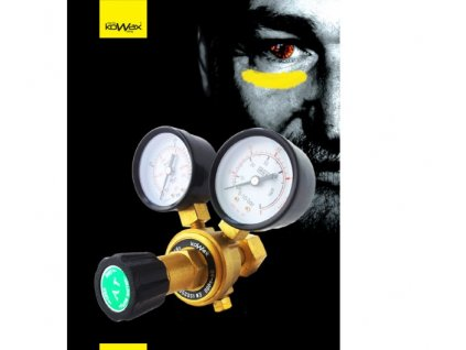 Redukční ventil KOWAX® MAX Eco Argon+CO2