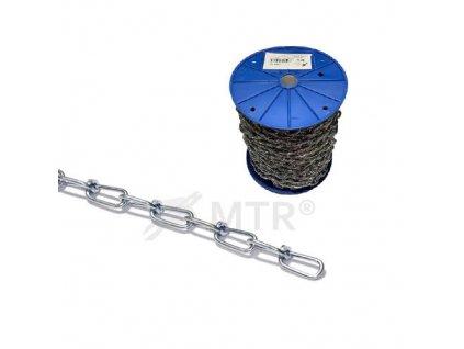 Řetěz uzlovaný DIN5686, cívka