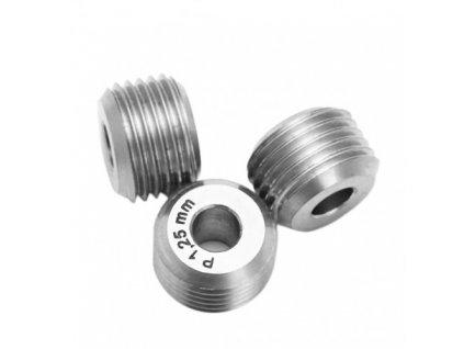 Sady metrických kladek- 1.25mm/R16