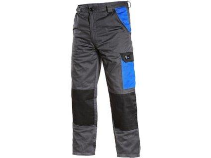 Kalhoty CXS PHOENIX CEFEUS, šedo-modrá