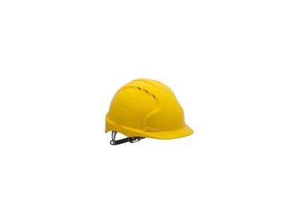 Ochranná přilba JSP EVO3 LINESMAN, žlutá