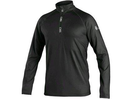 Mikina / tričko CXS MALONE, pánská, černá