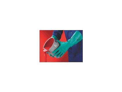 Chemické rukavice ANSELL SOL VEX 37 695, máčené v nitrilu