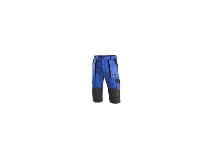 Kalhoty 3 4 CXS LUXY PATRIK, pánské, modro černé