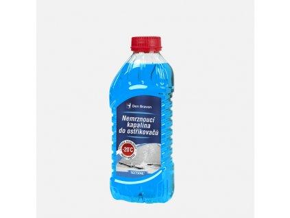 Nemrznoucí kapalina do ostřikovačů -20 °C, modrá
