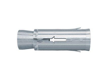 Kotva s vnitřním závitem pro snadnou montáž do dutinových předepjatých stropních desek. (Varianta FHY M6)