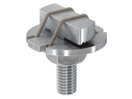 Upevňovací sestava pro jednoduchou a rychlou montáž do lišt FUS. (Varianta FHS CLIX S 8x30)