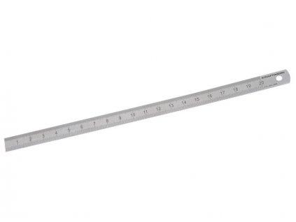 Pravítko ocelové 200mm flexibilní