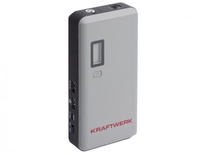 BEST OF KW: Startovací zdroj 12V 400CA - 800PA + powerbanka