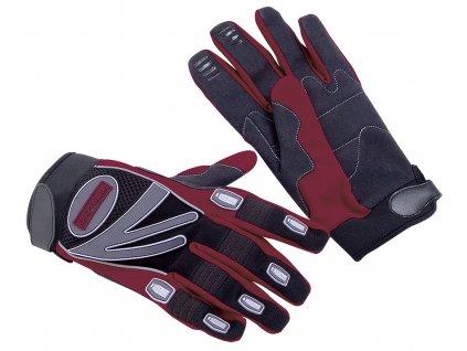 Pracovní rukavice s ochranou kloubů