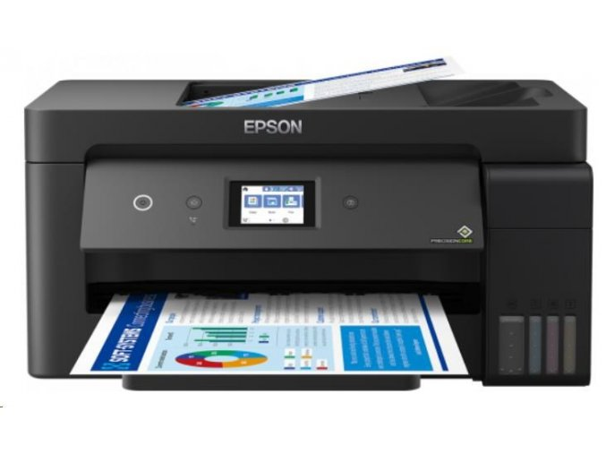 EPSON tiskárna ink EcoTank L14150, 4v1, 4800x1200, A3+, 38ppm, USB, Wi-Fi