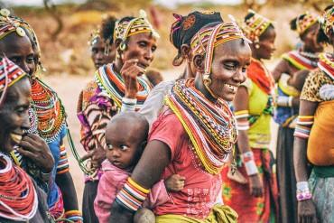 Vánoce v Keni? Pohoda, radost a setkávání
