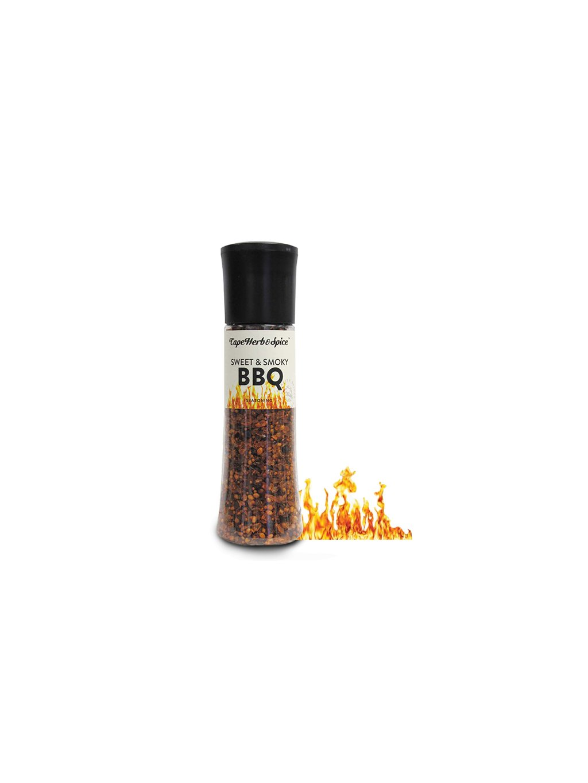 Sladké kouřové barbeque 01