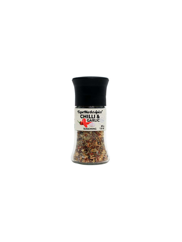 Chilli česnek 01