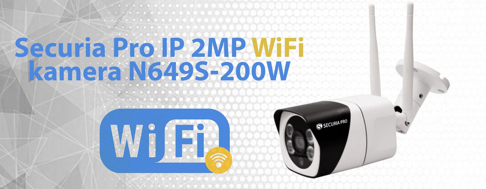 Wifi kamery