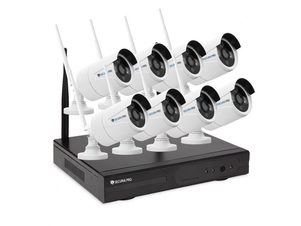 164 securia pro wifi set 1mpx wifi8chv1 w